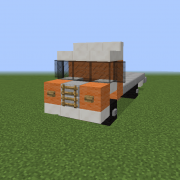 Small Flatbed Truck