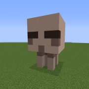 Small Ghast Statue