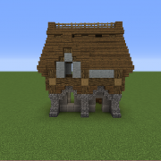 Small Gothic House