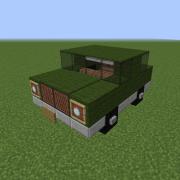 Small Green Family Car