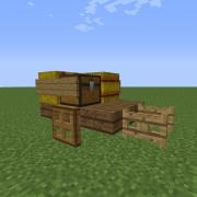 Small Hay Cart