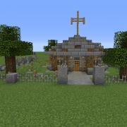 Small Medieval Church 1