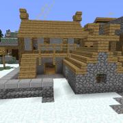 Small Medieval Inn