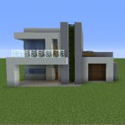 Small Modern House 2