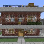 Small Modern Restaurant 2