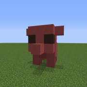 Small Pig Statue
