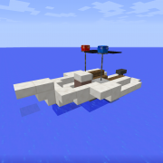 Small Police Boat