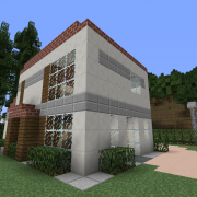 Small Quartz Suburban House