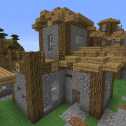 Small Rustic Medieval House