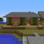 Small Rustic Tavern