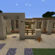Small Sandstone House 2