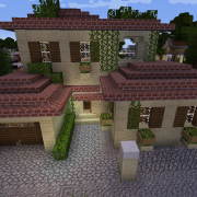 Small Sandstone House
