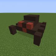 Small Spider Statue