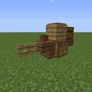 Small Trader Cart