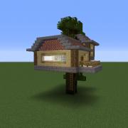 Small Tree House 1