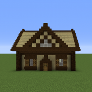 Small Wooden Cabin 2