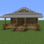 Small Wooden Cabin 3