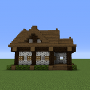 Small Wooden Cabin