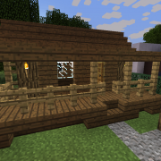 Small Wooden Cabin 6