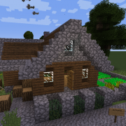 Small Wooden House 1