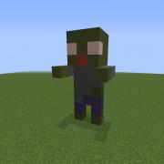 Small Zombie Statue