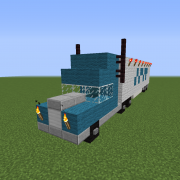 Standard Semi-Trailer Truck