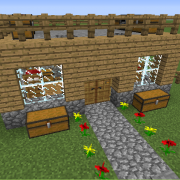 Wooden Starter House 2