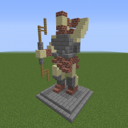 Statue of The Archer