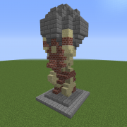 Statue of The Atlas
