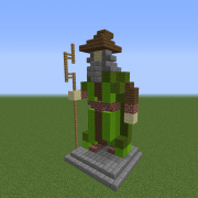 Statue of The Forest Archmage