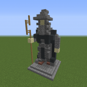 Statue of The Grey Wizard