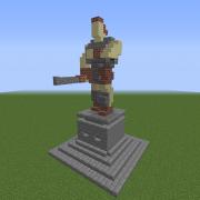 Statue of The Oathtaker