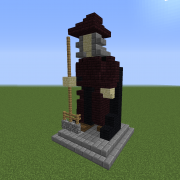 Statue of The Old Witch