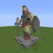 Statue of The Unknown Hero