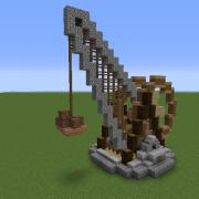 Steampunk Crane