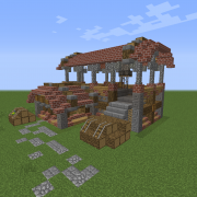 Steampunk Saw Mill