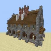 Steampunk Tavern
