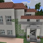 Suburban Quartz House