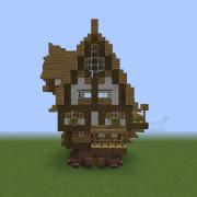 Tall Elven House 3