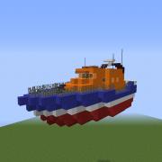Tamar Class Lifeboat