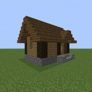 Survival Houses Blueprints For Minecraft Houses Castles Towers