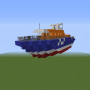 Tyne Class Lifeboat