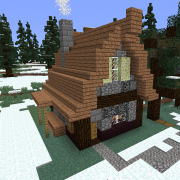 Small Cozy Cottage With A King-Size Bed