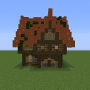 Unfurnished Fantasy House 13