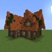 Unfurnished Fantasy House 18