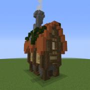 Unfurnished Fantasy House 8