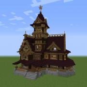 Vintage Victorian Mansion 2