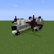 VRC-30 folded wings