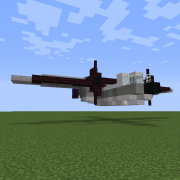 VRC-40 in flight