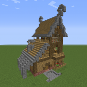 Warhammer Medieval House 2
